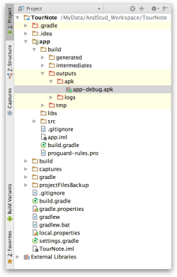 Android Studio - APK Analyzer demo