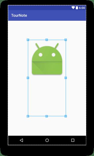 Tạo giao diện người dùng - Scale fit start