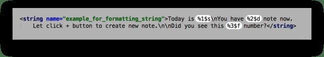 formatting_string