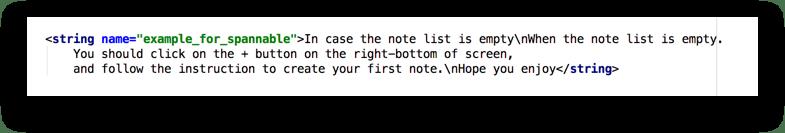 Bước đầu tiên là khai báo string bình thường