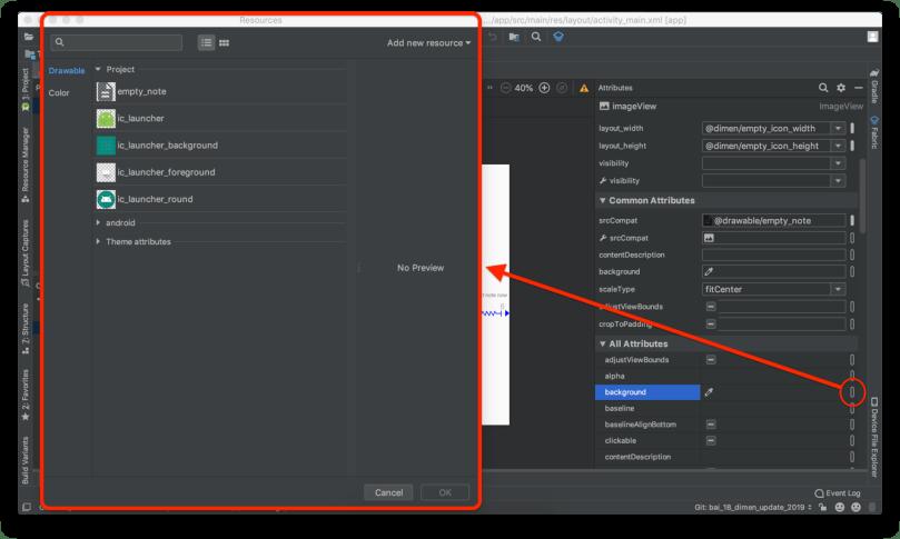 Android Bài 20: Sử Dụng Drawable - Ảnh Bitmap - YellowCode Books