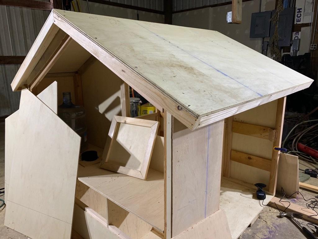 Roof edge trim