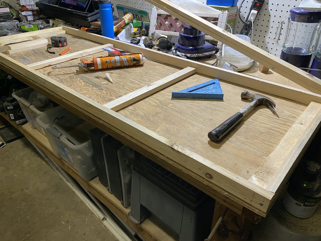 Shelf edge and bracing
