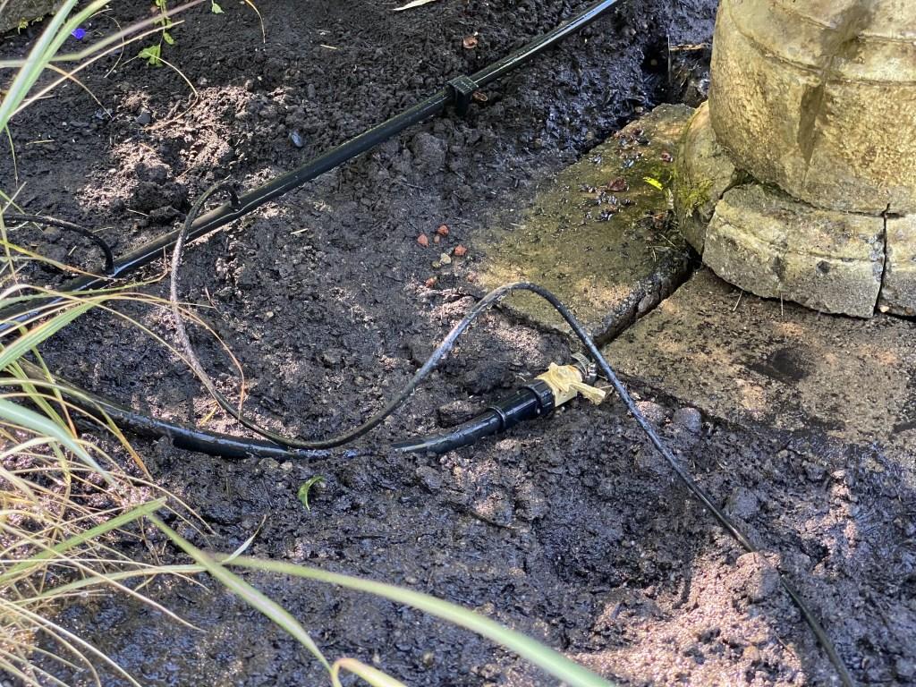 Irrigation tubing