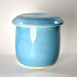 Light Blue Butter Bell