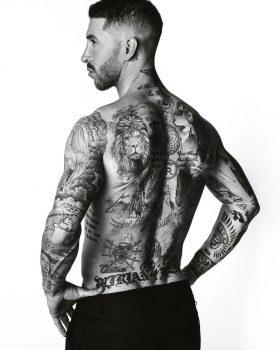 Ramos Tattoos Hd Pics