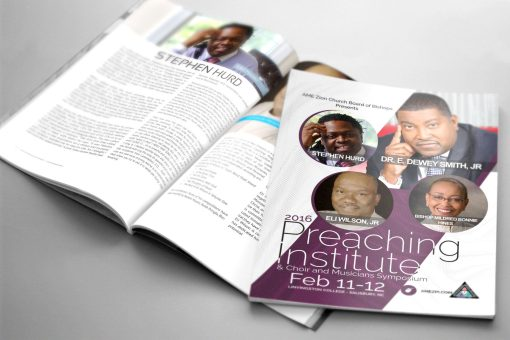 Preaching Institute Program Booklet