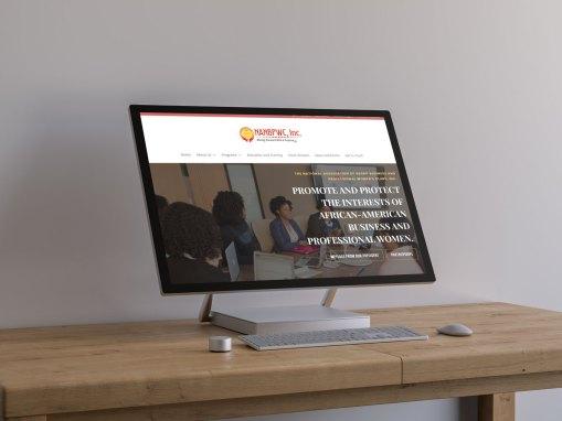 NANBPW, Inc Web Development & Design