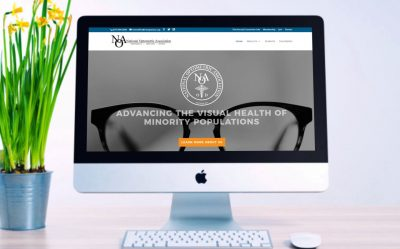 National Optomtric Association Web Development & Design