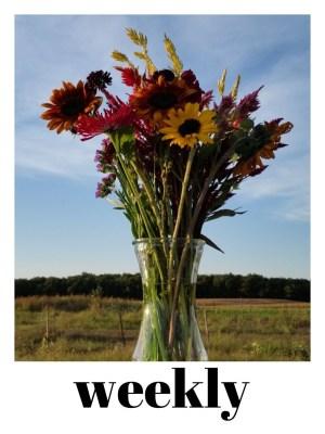 weekly flowers