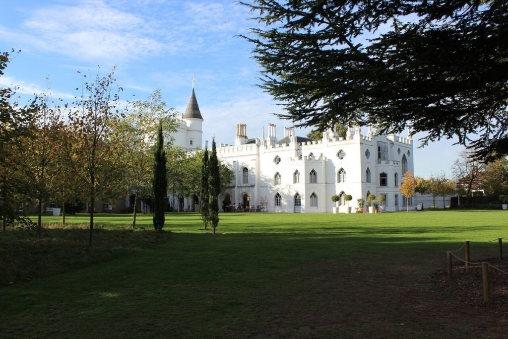 strawberry hill house event