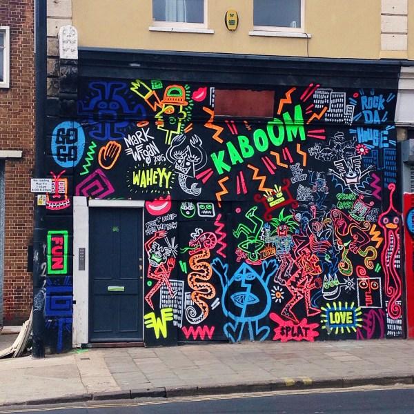 Bristol Street Art Graffiti