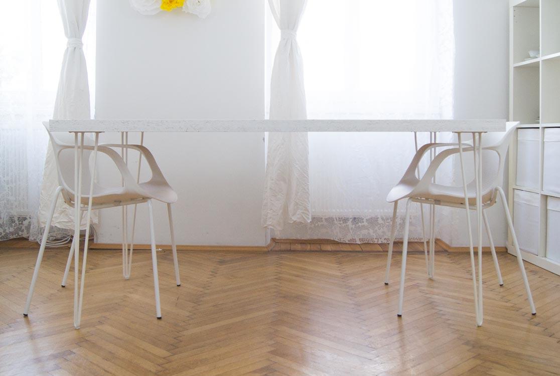 DIY OSB-Hairpin-Tisch