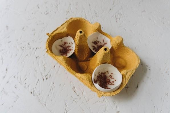 yellowgirl-DIY Ostertisch- Ostereier mit Kresse (5 von 5)