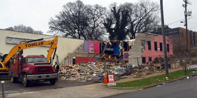 Alabama Abortion Clinic Demolished In Spite Of Owner
