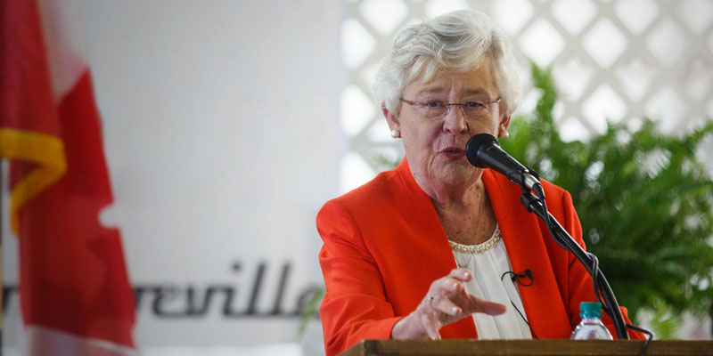 Anti Christian Bullies Target Gov Kay Ivey Demand She