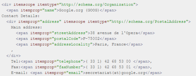 schema code for seo ranking 2017