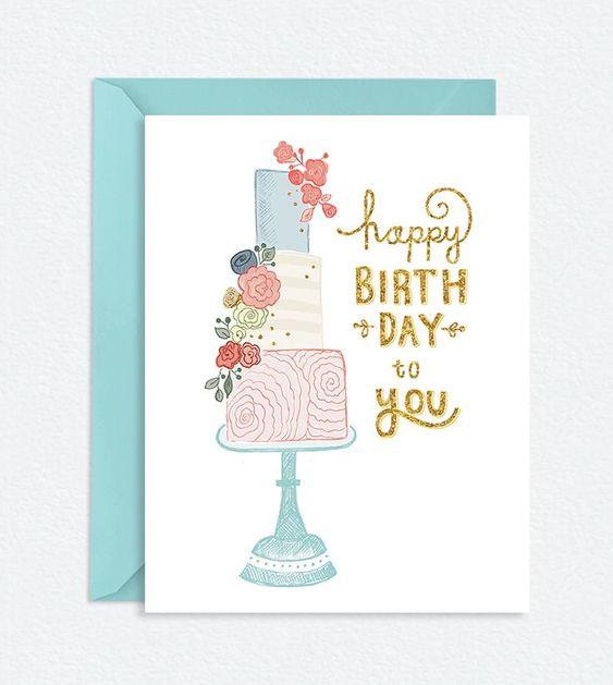 Alles Gute zum Geburtstagskarte mit deinen eigenen Händen