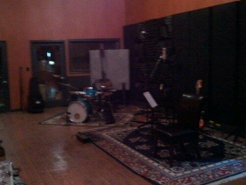 Tracking at Foxtrot Studio (1/6)