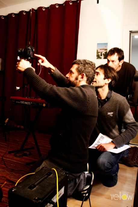 ESTUDIO RAI   VIDEOCLIP ANBARA   2013