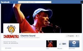 CHAMITO SOUND FB HEADER