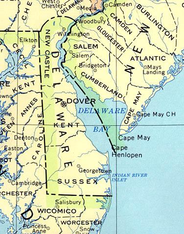 University Of Delaware Map : university, delaware, Delaware