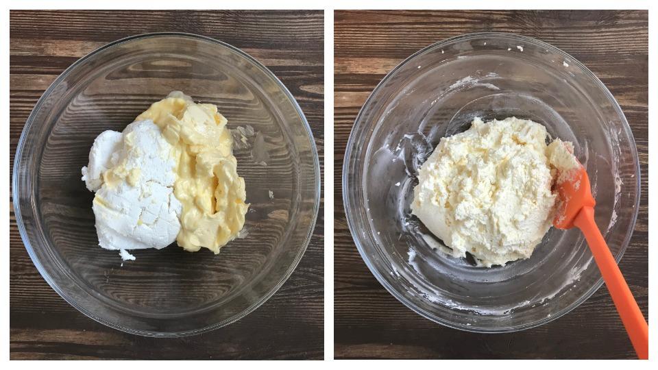 Творожное печенье | Yellowmixer.com