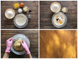 Рецепт панеттоне | Yellowmixer.com