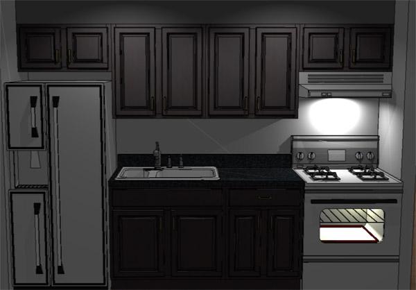 kitchen cabinet company american classics cabinets csj 实木厨柜 10尺全套 755 起 promotion jpg