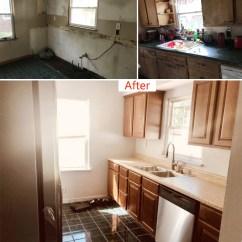 Kitchen Reface Depot Cabinets Pittsburgh 亨利装修h L Master 厨房改造工程