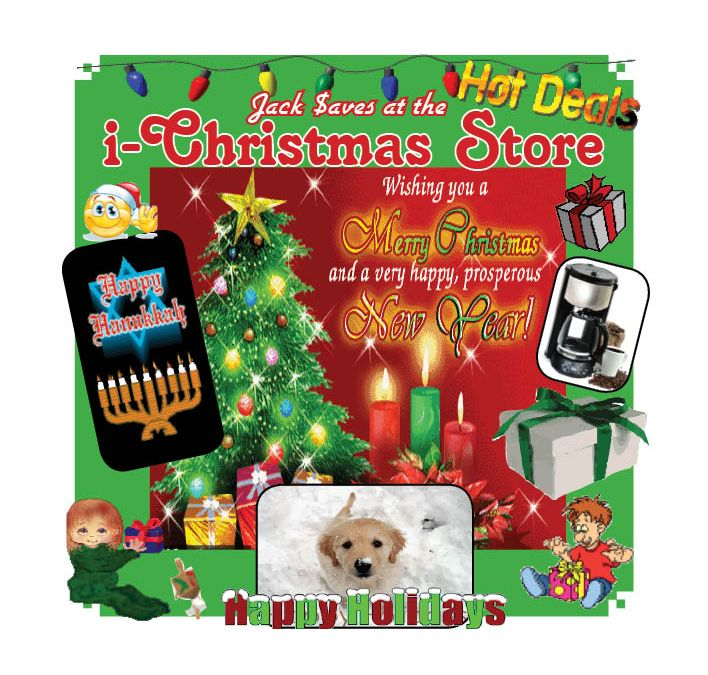 Christmas Shop – One Stop Shopping  Holiday Gifts -Top Deals