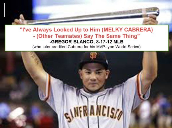 MELKY BAT OVER HEAD 1000 with words from blanco