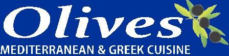 OLIVESwhite logo