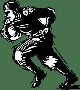football player yellow press