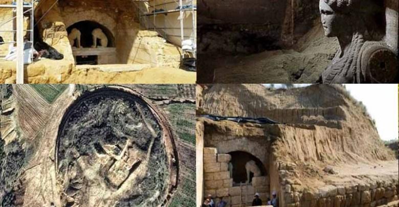 Νέος «πόλεμος» για το μνημείο της Αμφίπολης