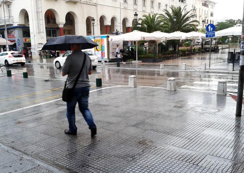 Επέλαση της «Ευριδίκης» με βροχές και καταιγίδες – Ποιες περιοχές επηρεάζονται