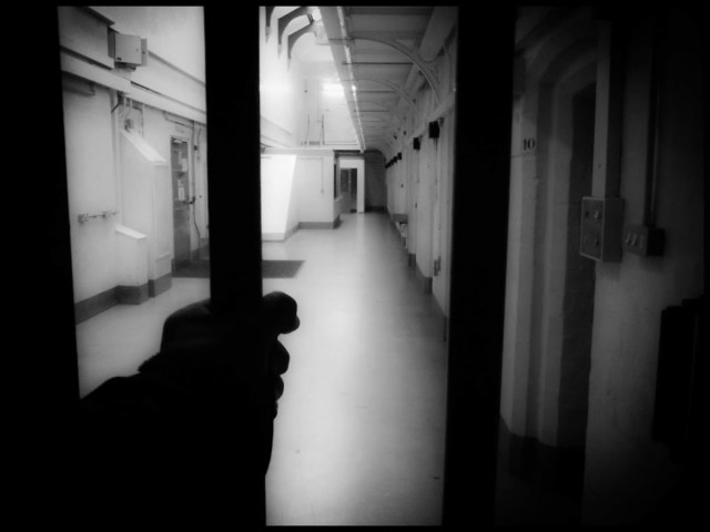 Prisons in England and Wales on 'immediate lockdown'