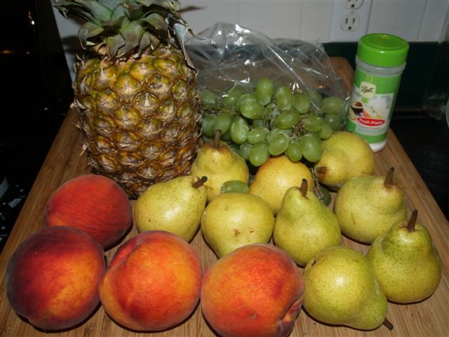 Fruit Cocktail for Canning (1/2)