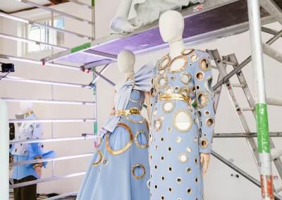Couturier Claes Iversen presenteert nieuwe collectie