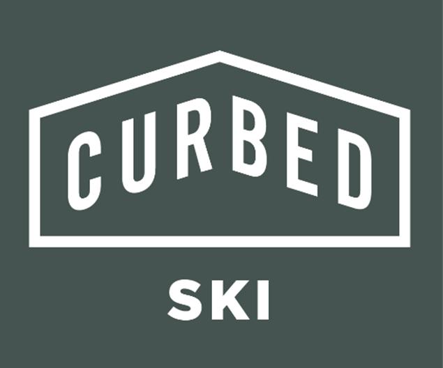 Curbed Ski Logo