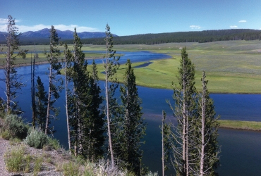 The rivers around the Yellowstone Club are an angler's dream.
