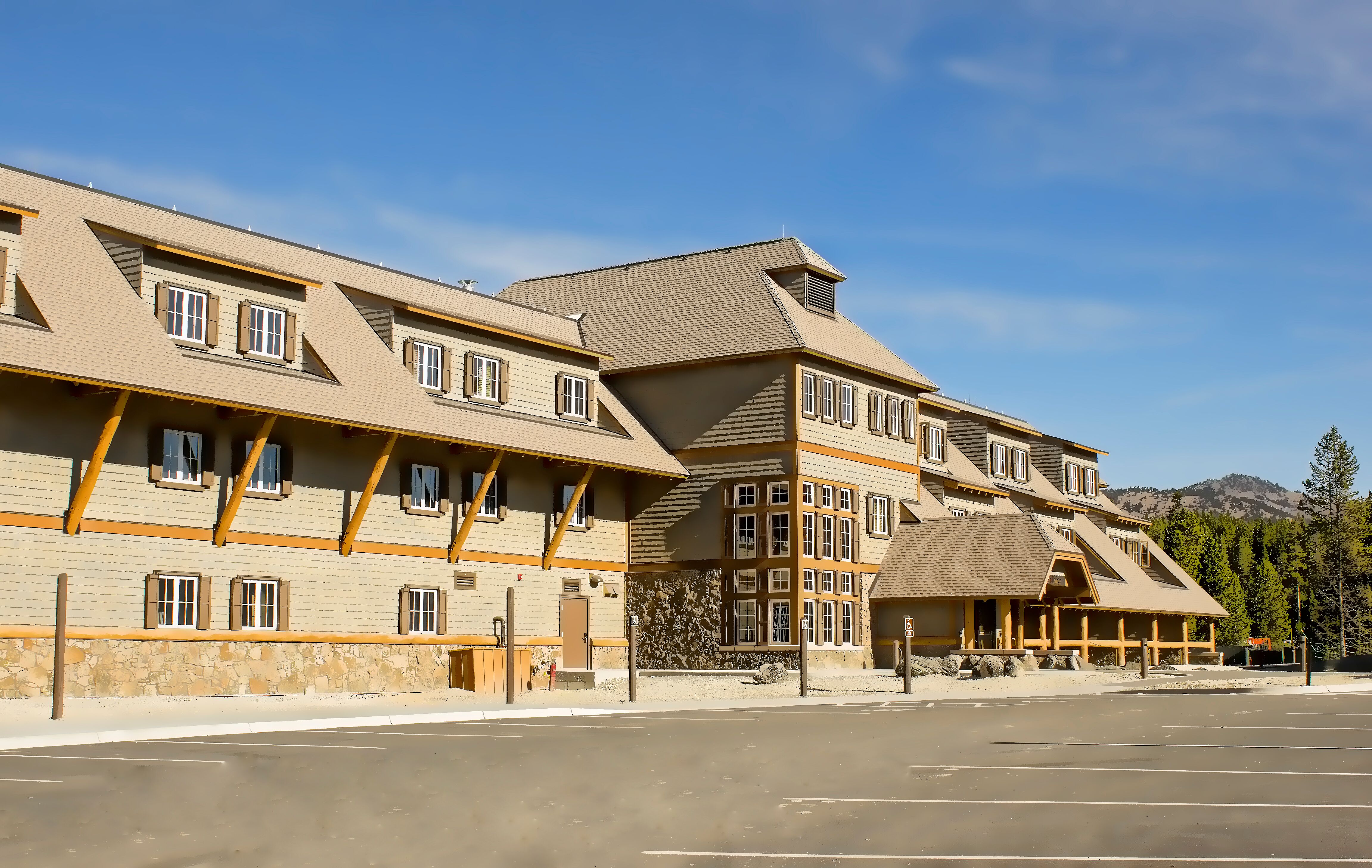 A Look Inside The New Canyon Lodge Buildings  Yellowstone