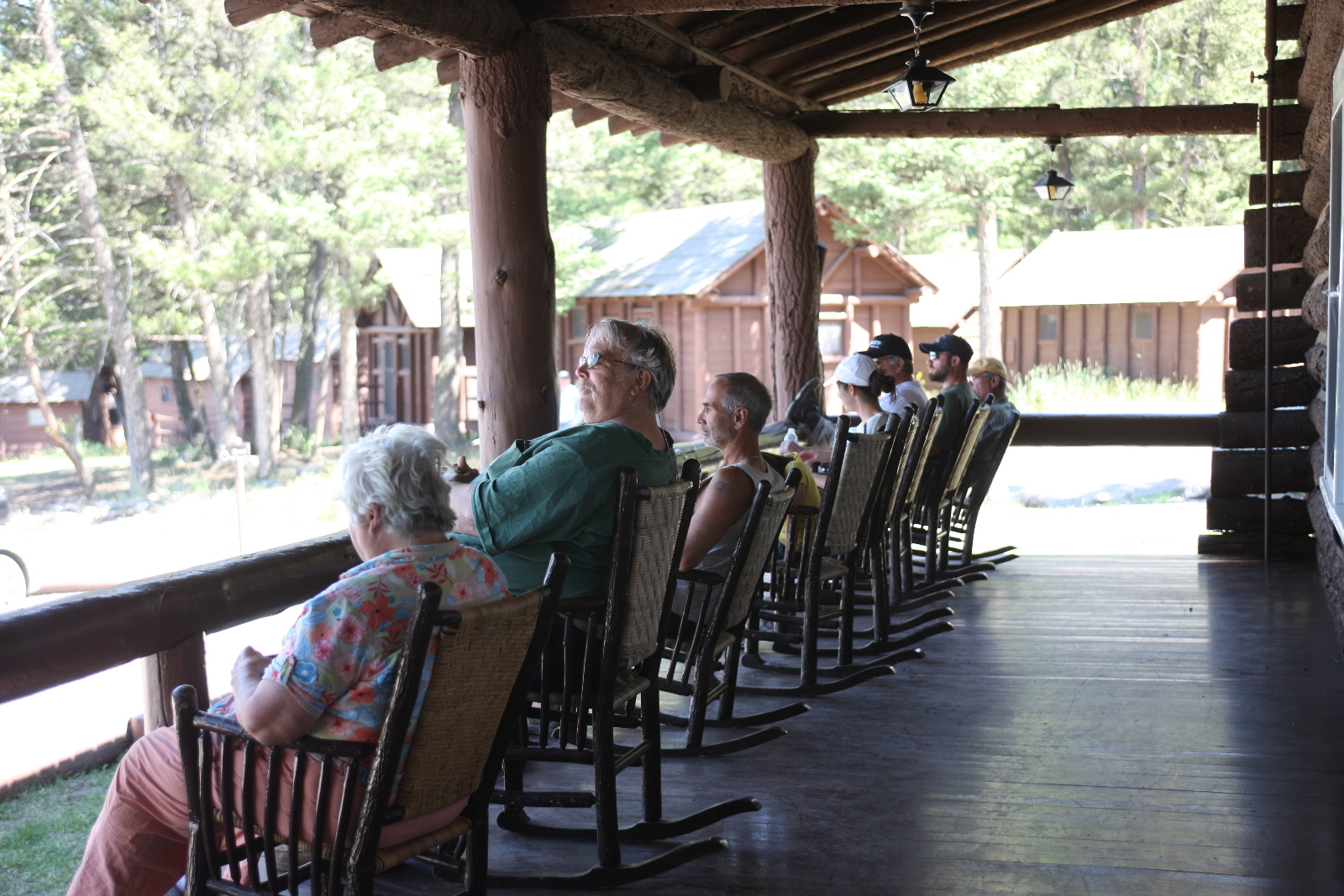 Roosevelt Lodge Cabins  Yellowstone Reservations