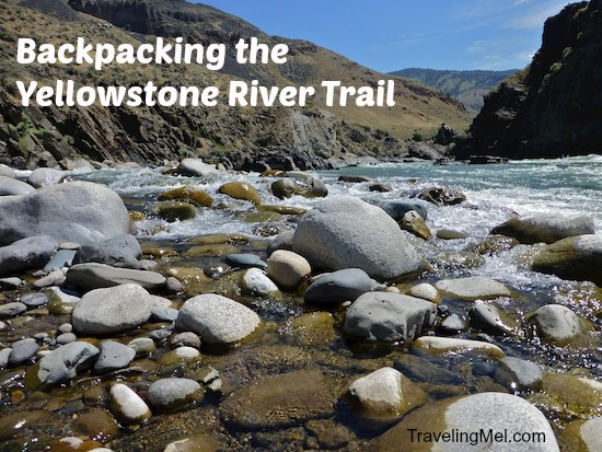 backpacking the yellowstone trail
