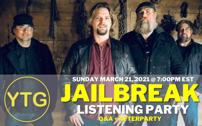 """Jailbreak"" Listening Launch Party Replay"