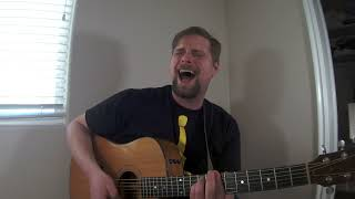 """Daniel Hill Performing """"Misery"""" Acoustic (Live)"""