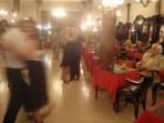 … the Milonga Hall (public tango hall)