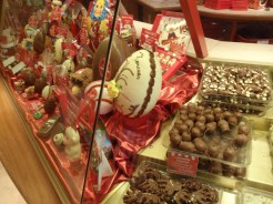 Bariloche is known for its chocolate