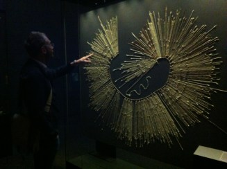 Quipu - Incan record keeping system using knotted string
