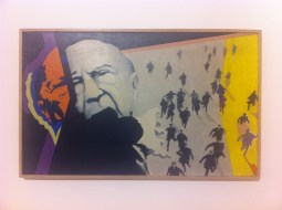 """The """"Guillermo Nuñez at 85"""" exhibition"""